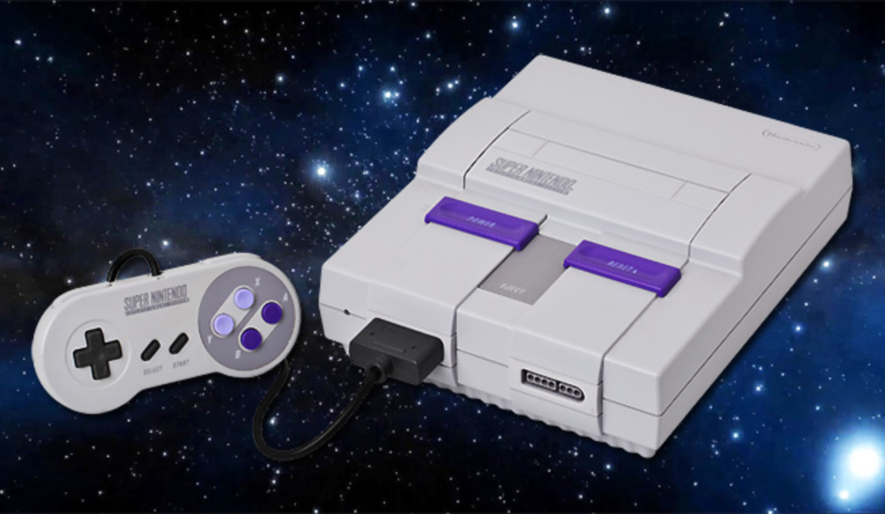 Walmart just canceled all the SNES Classic pre-orders