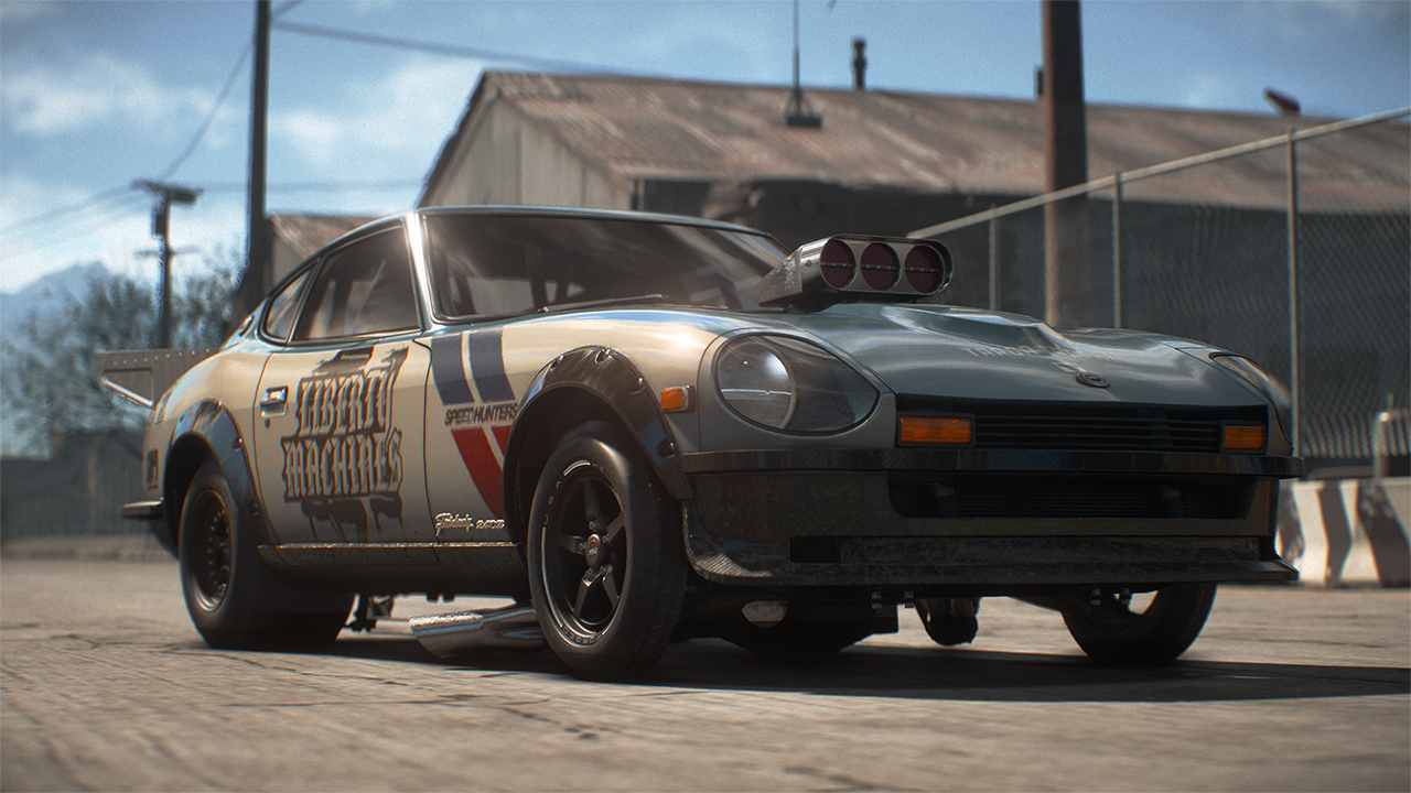 Need for Speed Payback is doing customization a little differently screenshot