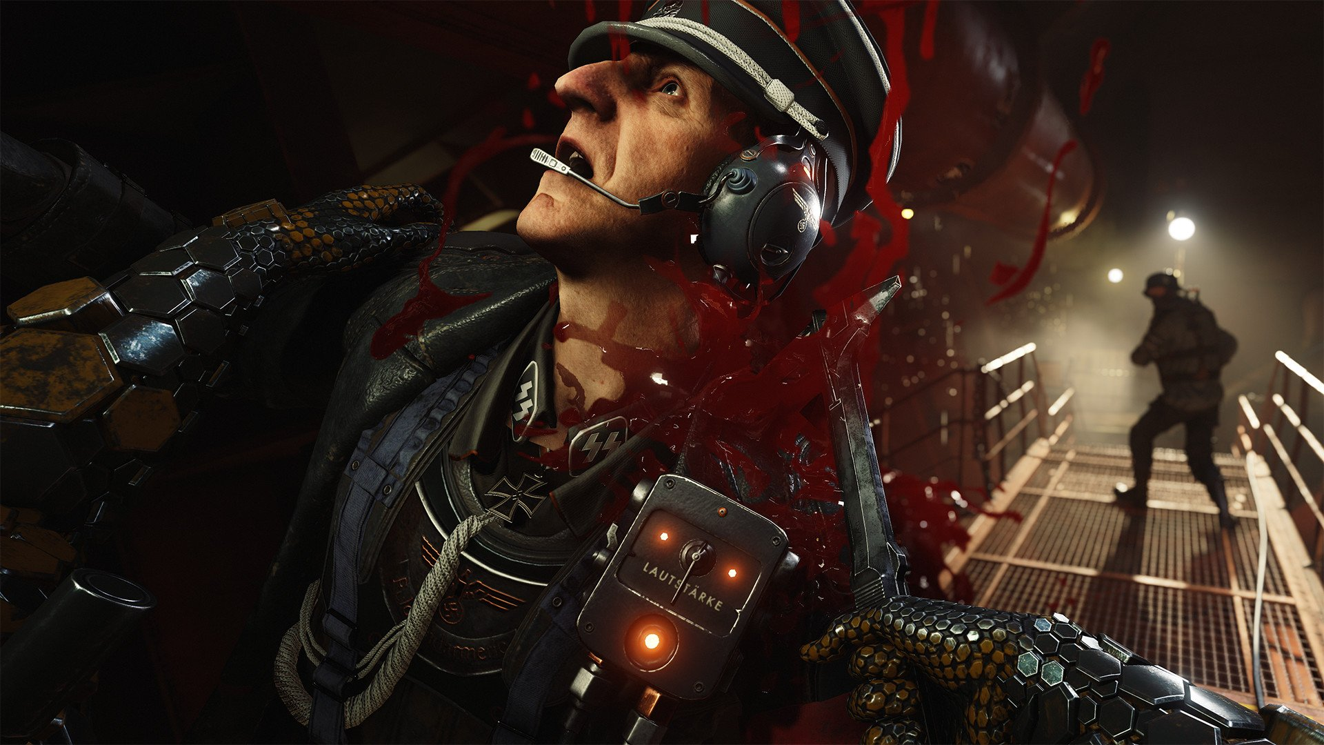 Wolfenstein II ramps up anti-Nazi marketing