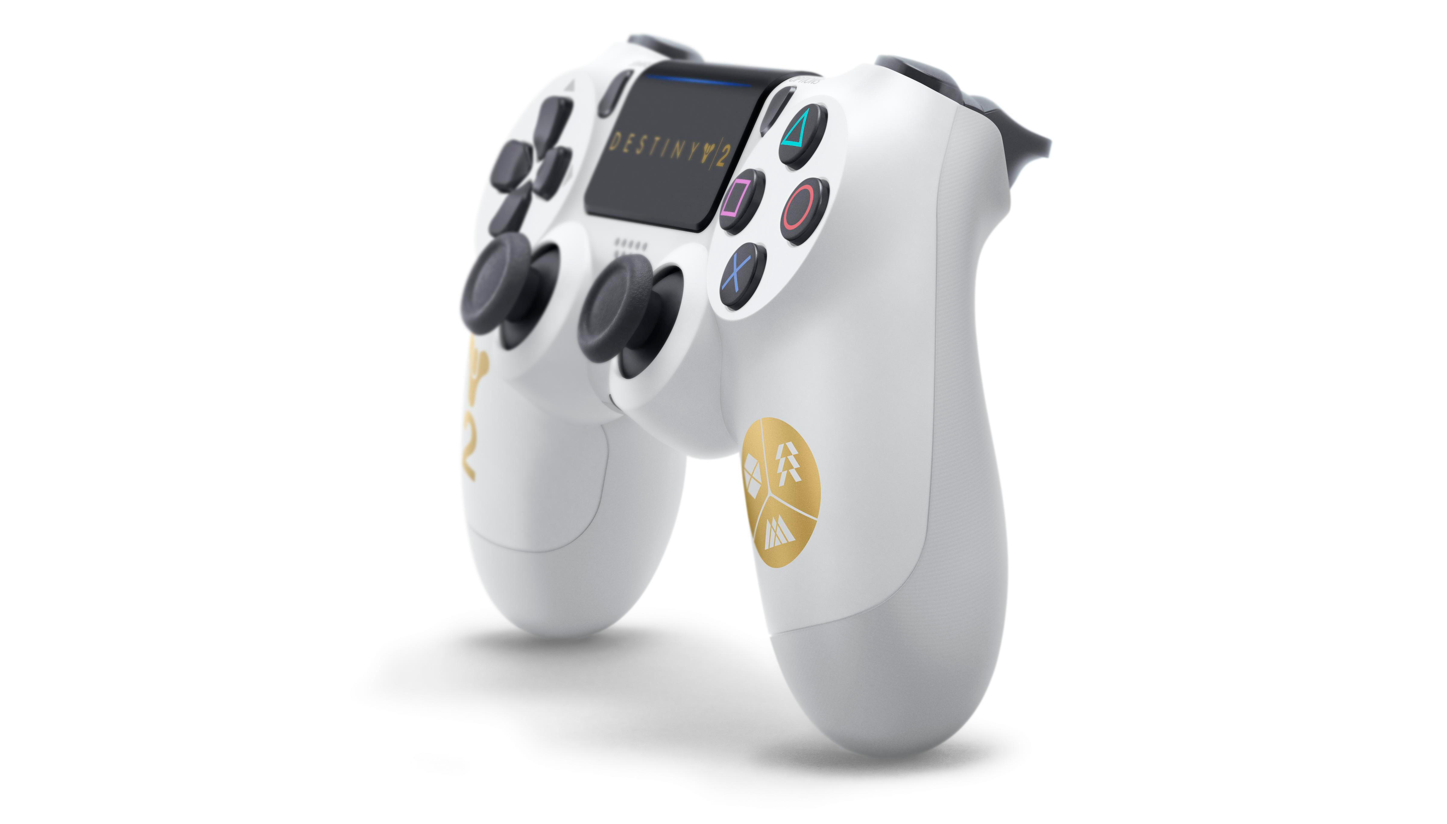 This limited-edition Destiny 2 controller sure is tacky