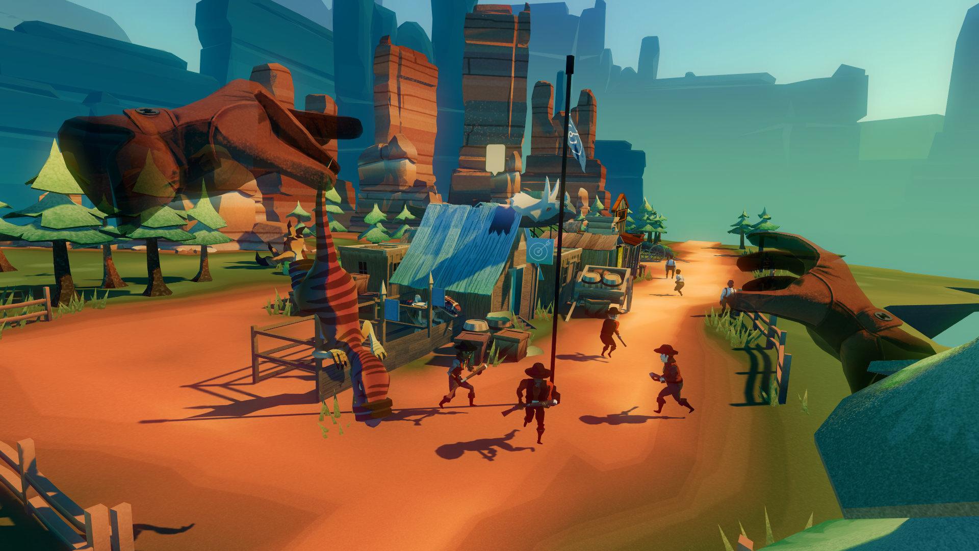 Review: Dino Frontier screenshot