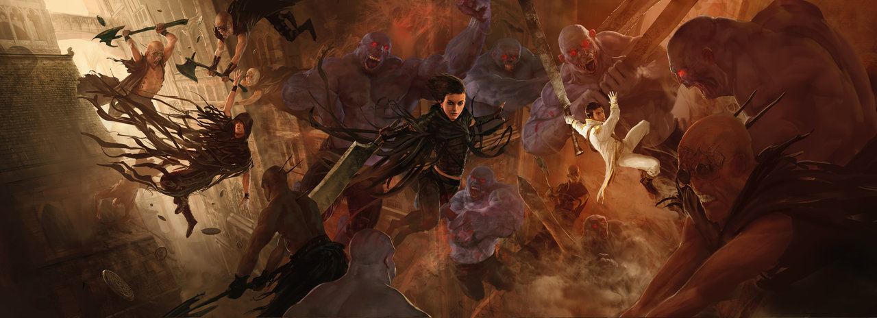 Mistborn: Birthright officially canceled, developer to pick up Unsung Story screenshot