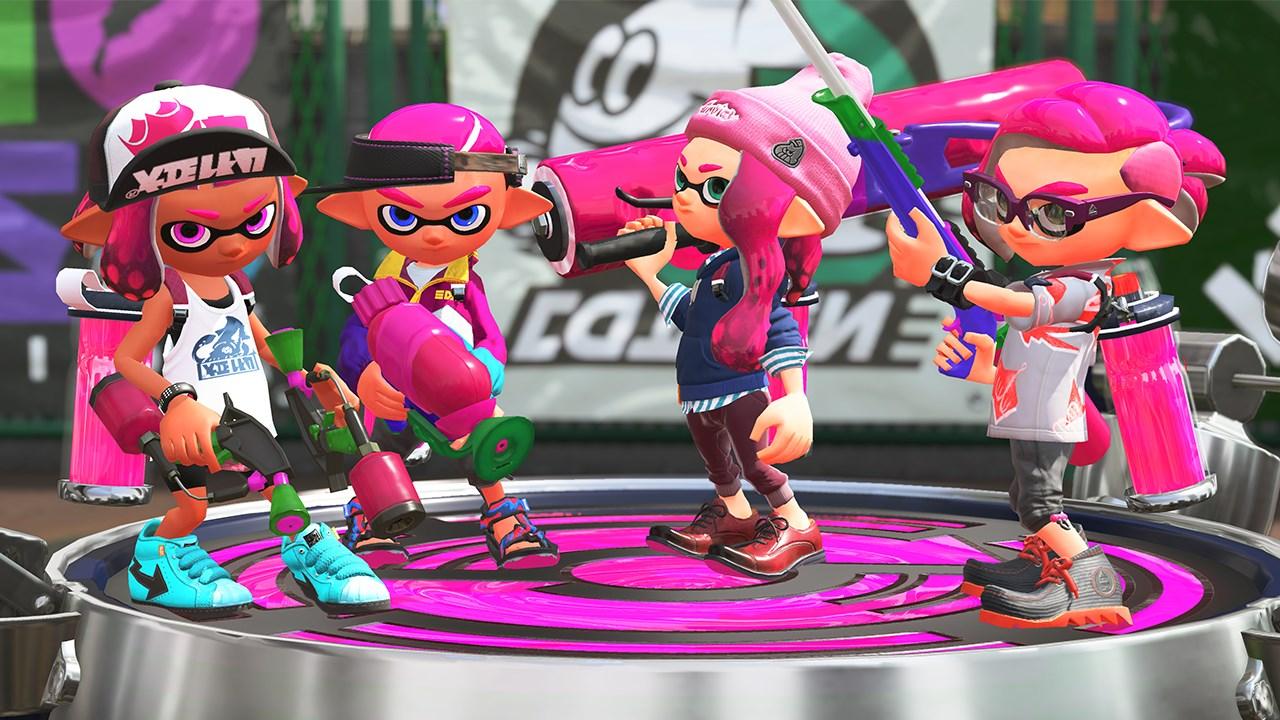 Nintendo is aware of massive Splatoon 2 League Battle glitch, working on a patch screenshot