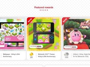New Star Fox and Kirby rewards pop up on My Nintendo