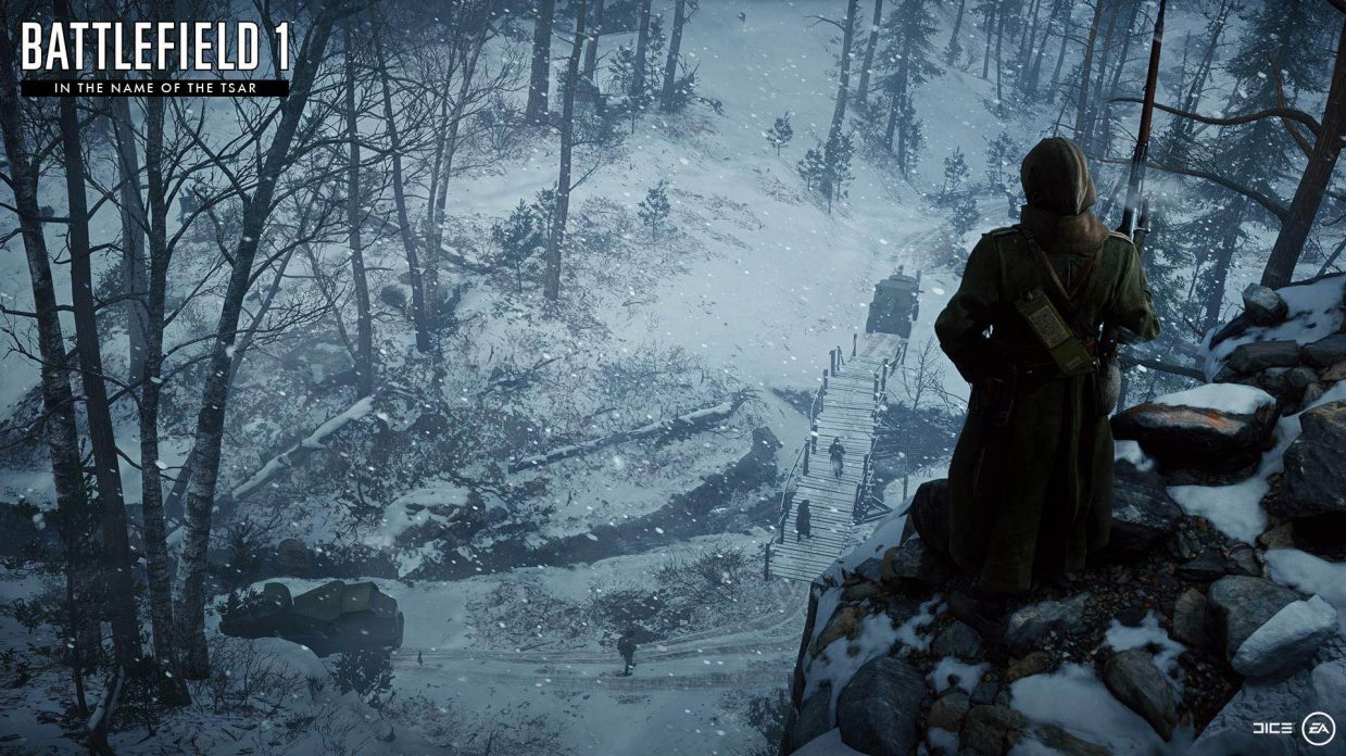 Battlefield 1's test environment has come to consoles screenshot