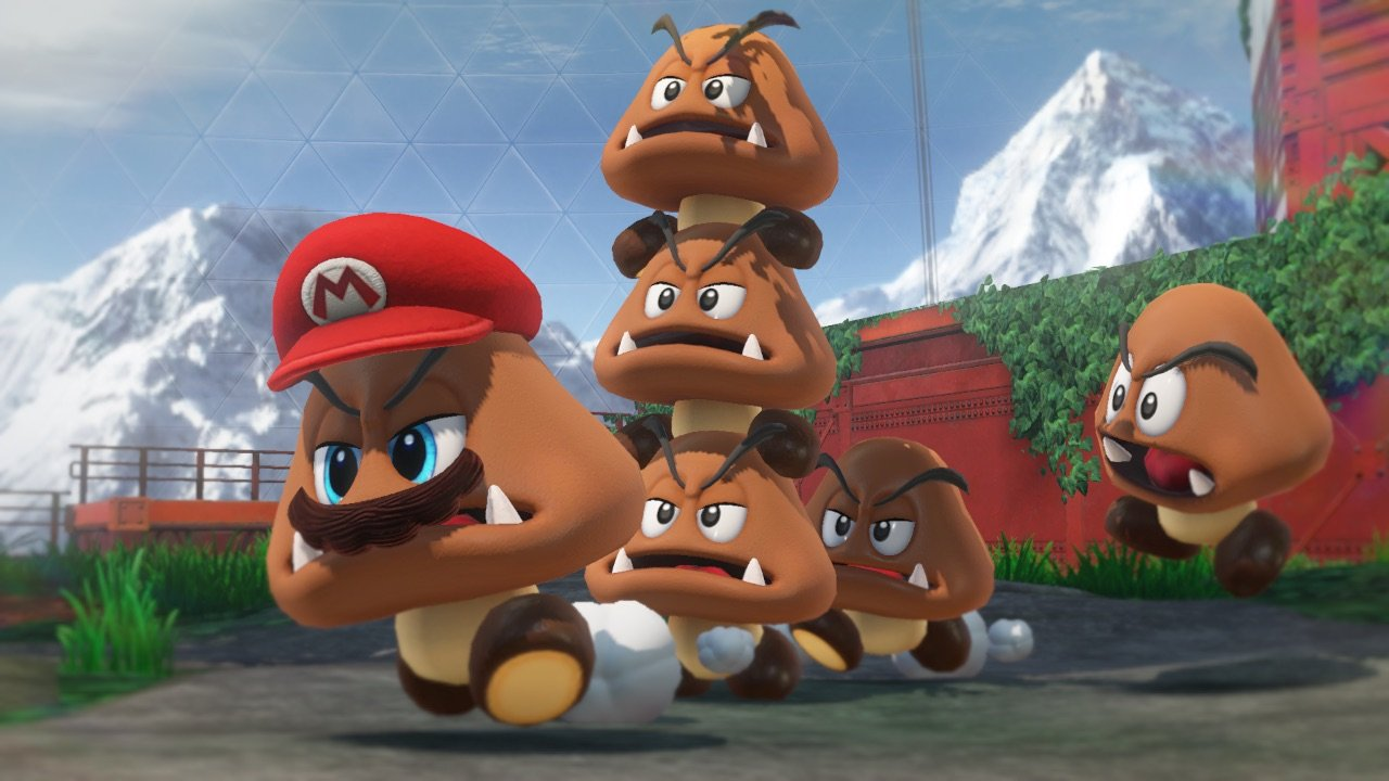 Super Mario Odyssey gets the highest ESRB rating in series history screenshot