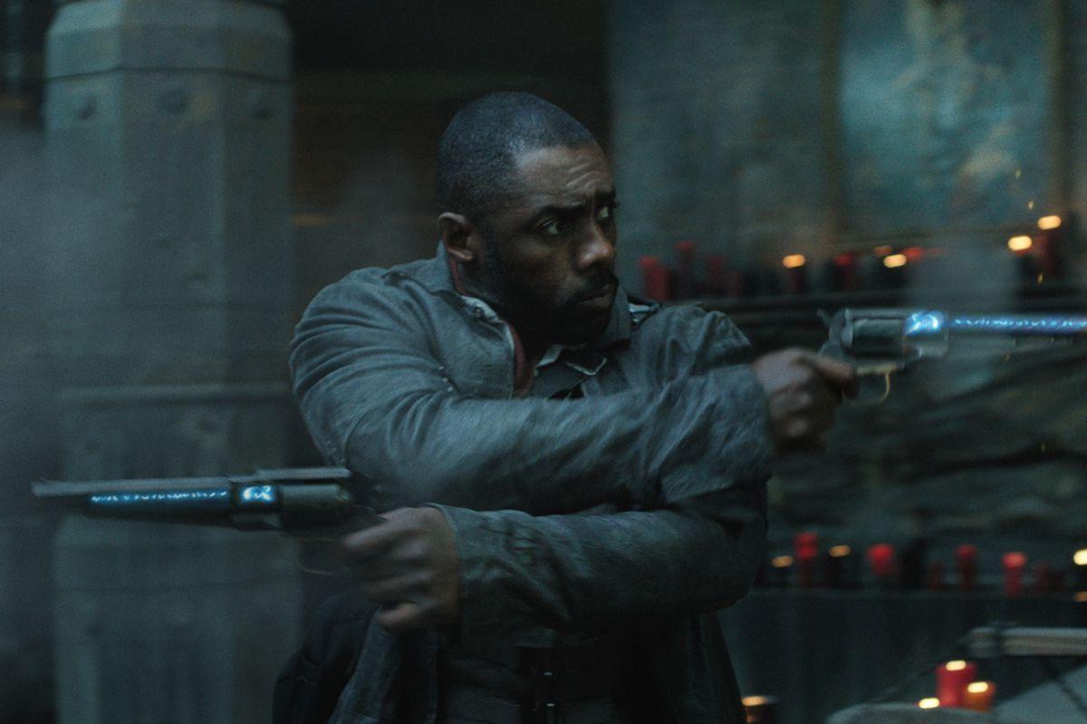 Review: The Dark Tower screenshot