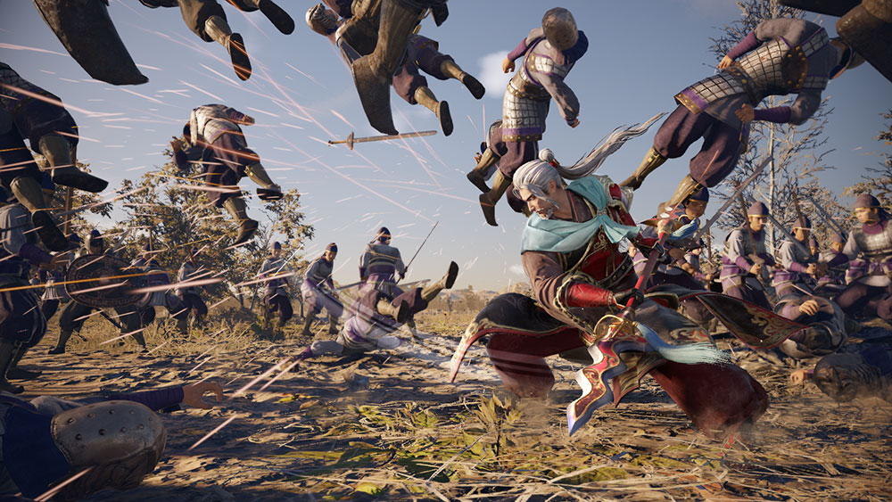 Dynasty Warriors 9 is heading West on PC, PS4, and Xbox One screenshot