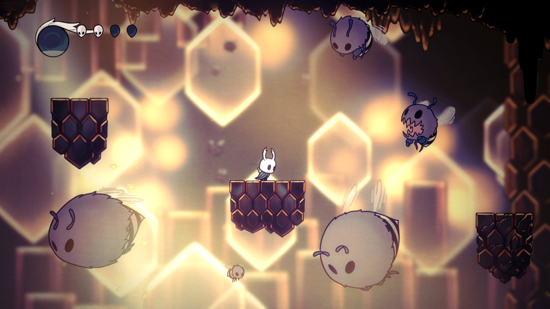 The first of Hollow Knight's free DLC is here screenshot
