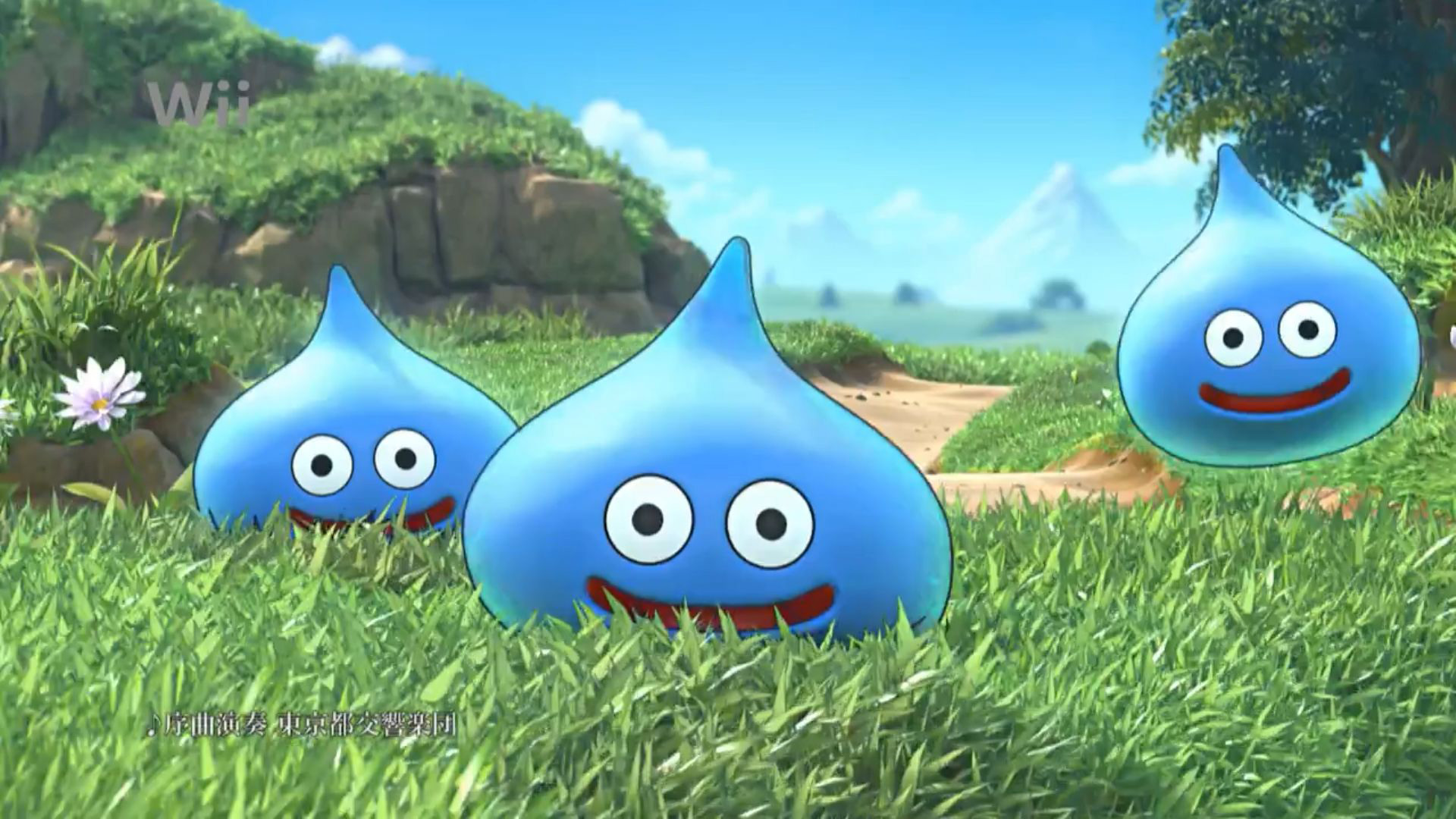 Dragon Quest X logs off the Wii this November [Update] screenshot