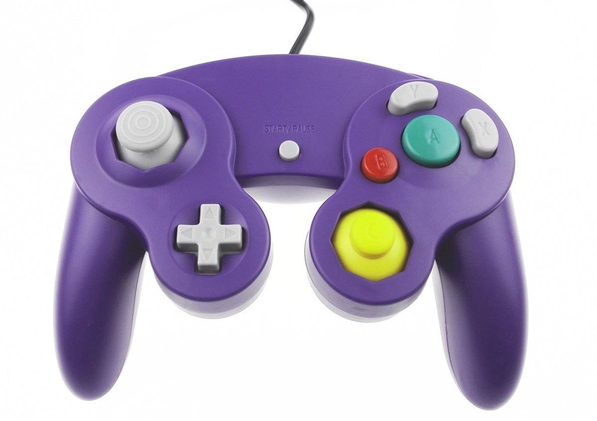 Ruling for GameCube controller only Smash Melee tournaments ... on