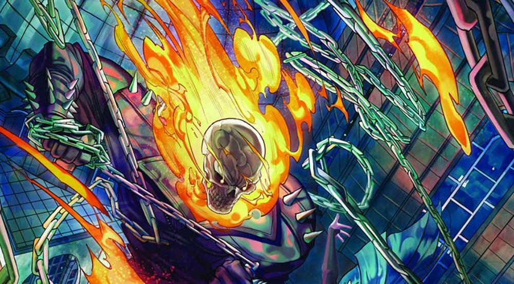Ghost Rider is next in line for Marvel vs. Capcom: Infinite screenshot