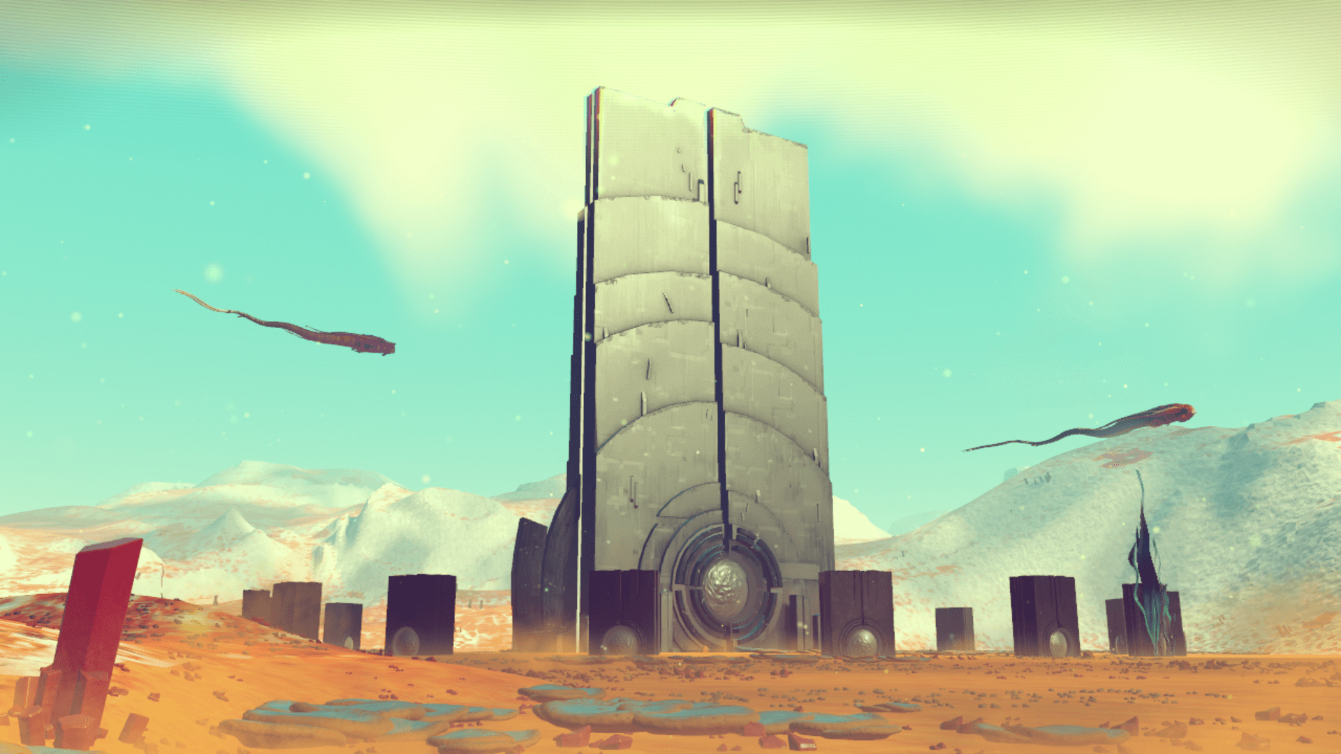 No Man's Sky is back this week with another major update screenshot