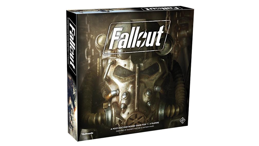 Fantasy Flight publishing Fallout: The Board Game screenshot