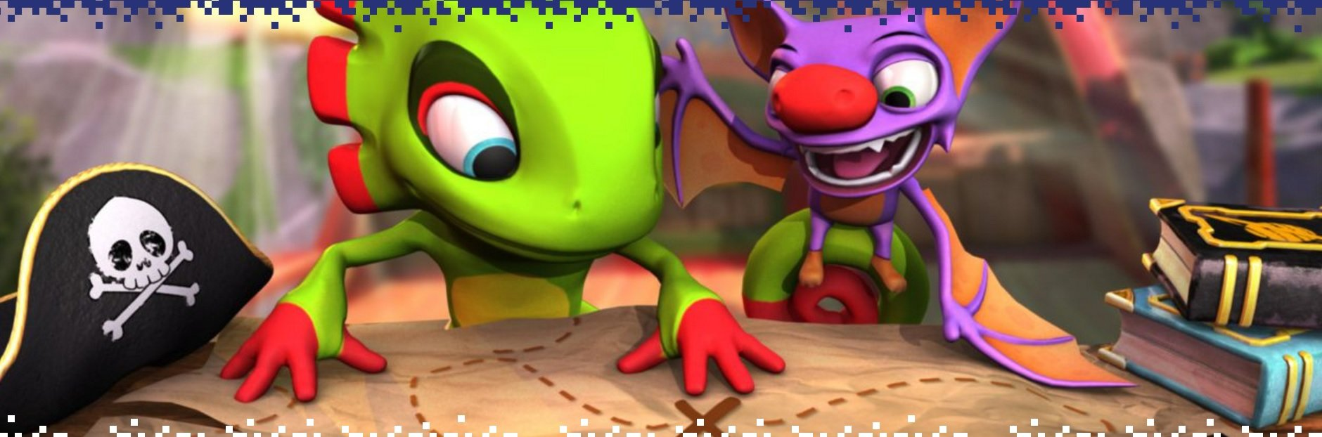 That big Yooka-Laylee patch is out now on consoles screenshot