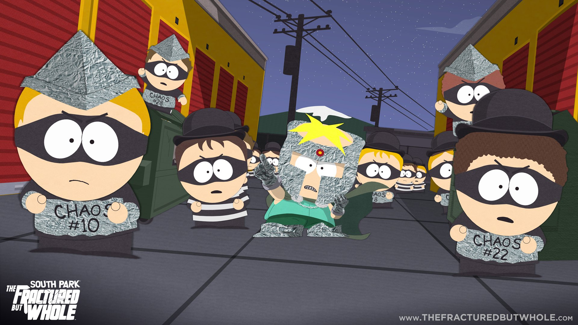 Your PC could be 100 courics of crap and it could still run South Park: The Fractured but Whole screenshot