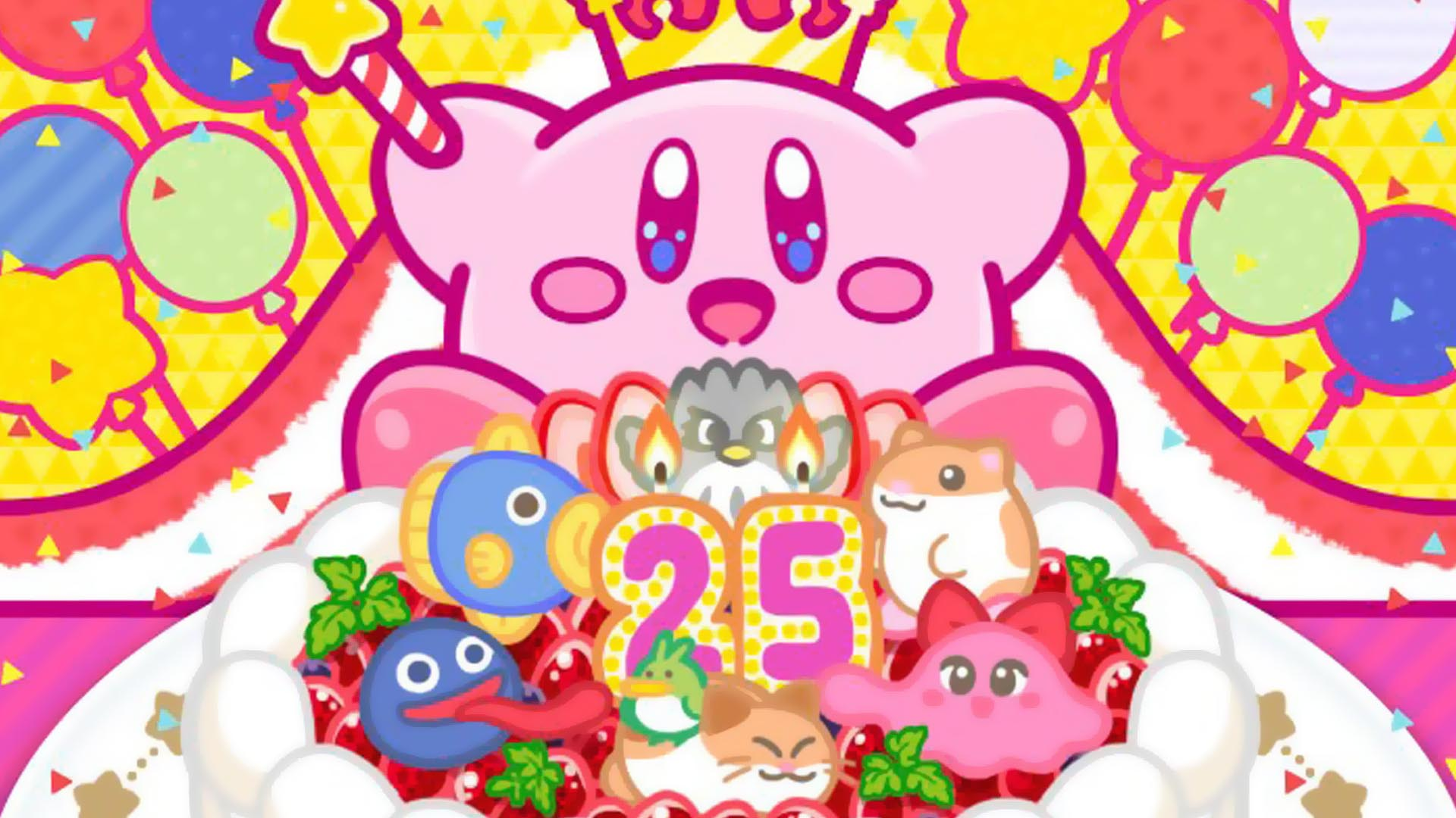Celebrate Kirby's European anniversary with eShop sale screenshot