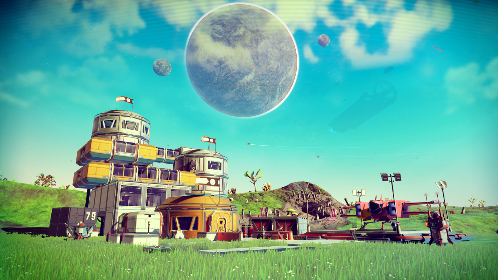 Are you ready for 30 more hours of No Man's Sky? screenshot