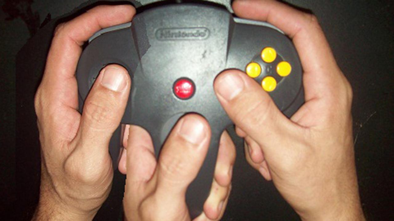 Kickstarted N64 controller delivers a modern control scheme screenshot