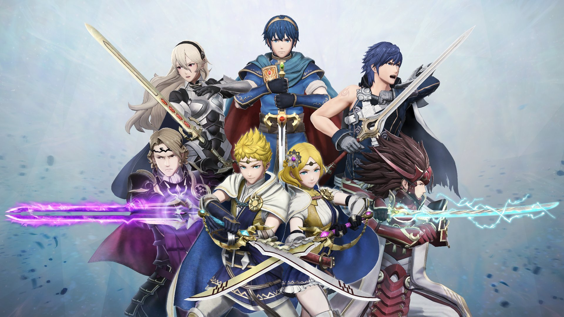 Fire Emblem Warriors interview reveals Lucina was almost cut, twins didn't use swords initially, and more screenshot