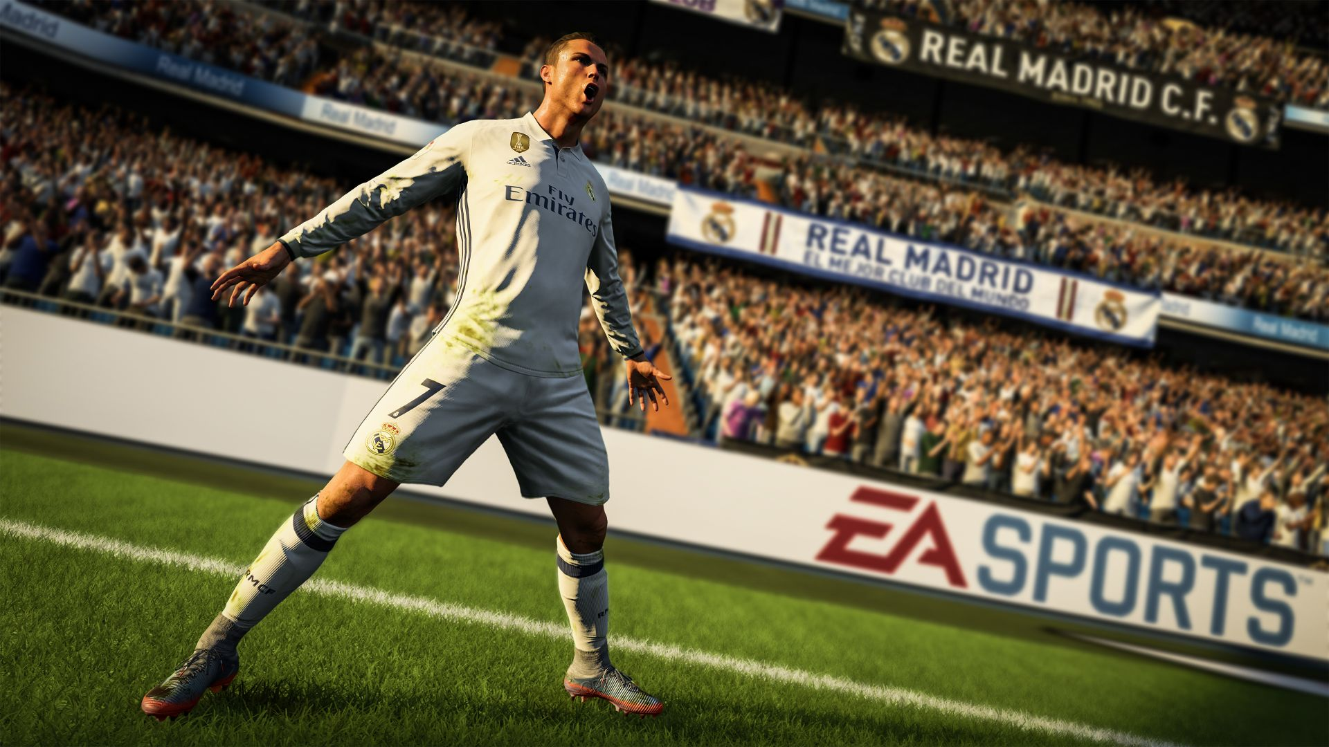FIFA 18 will be EA's 'big' test for the future of the Switch screenshot