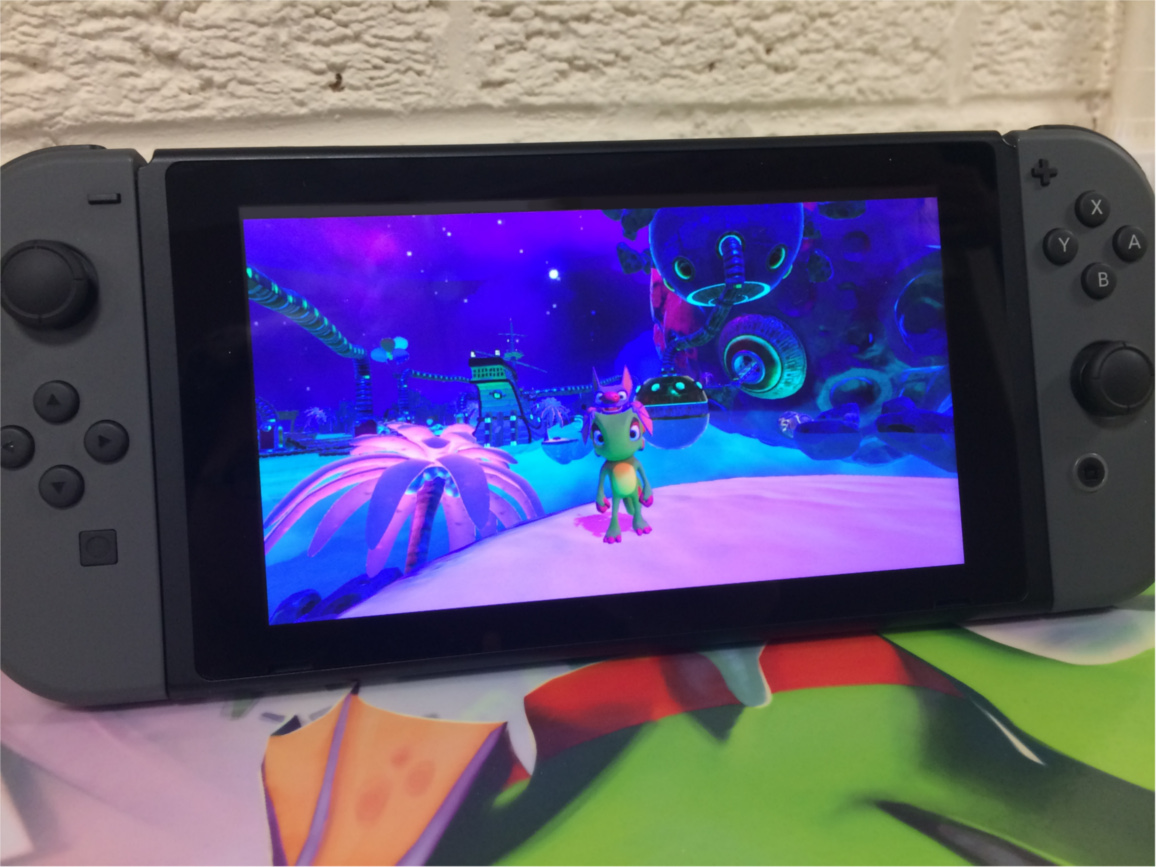 Playtonic gives us a Yooka-Laylee Switch update, says port is in its final stages screenshot