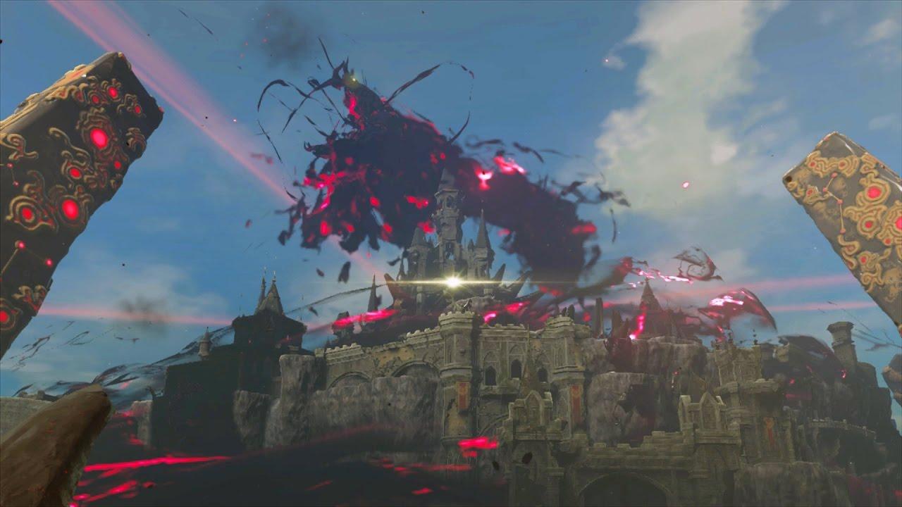 Fans are currently debating one big translation change for The Legend of Zelda: Breath of the Wild screenshot