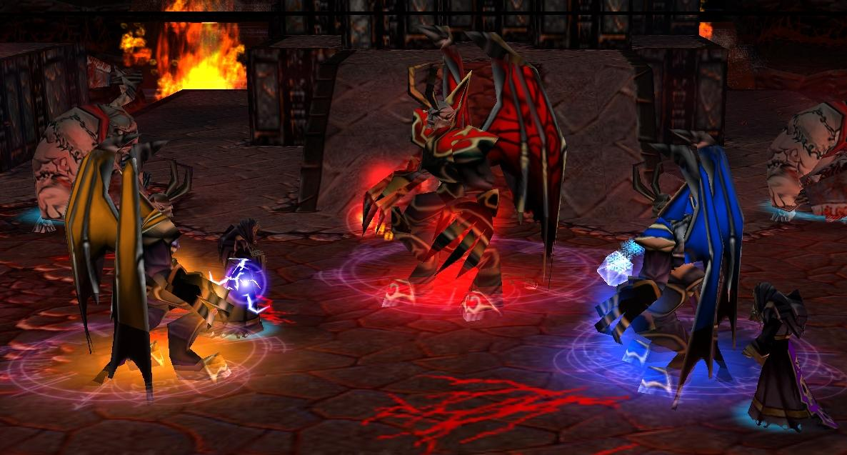 Blizzard is once again resurrecting Warcraft III with updates over a decade on screenshot
