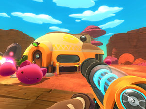 Slime Rancher now has a map and infinite gardens on Xbox One