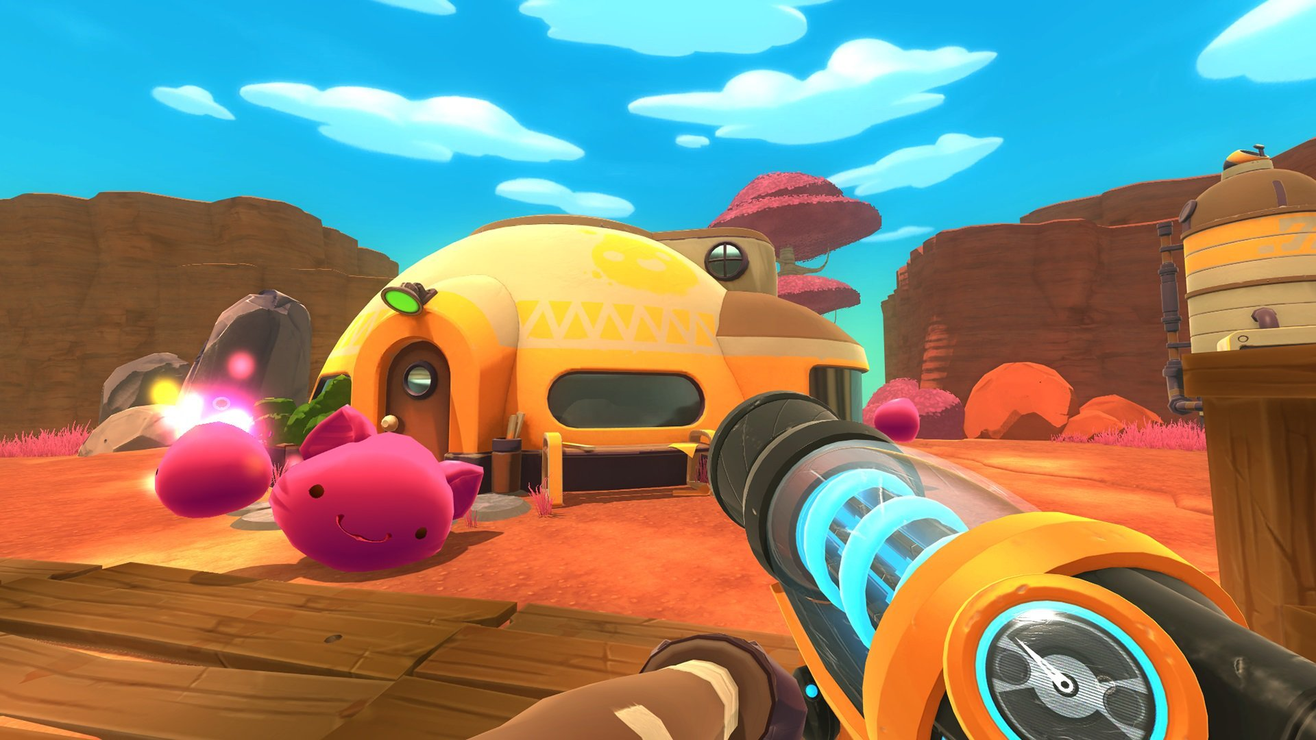 Slime rancher now has a map and infinite gardens on xbox one ccuart Image collections