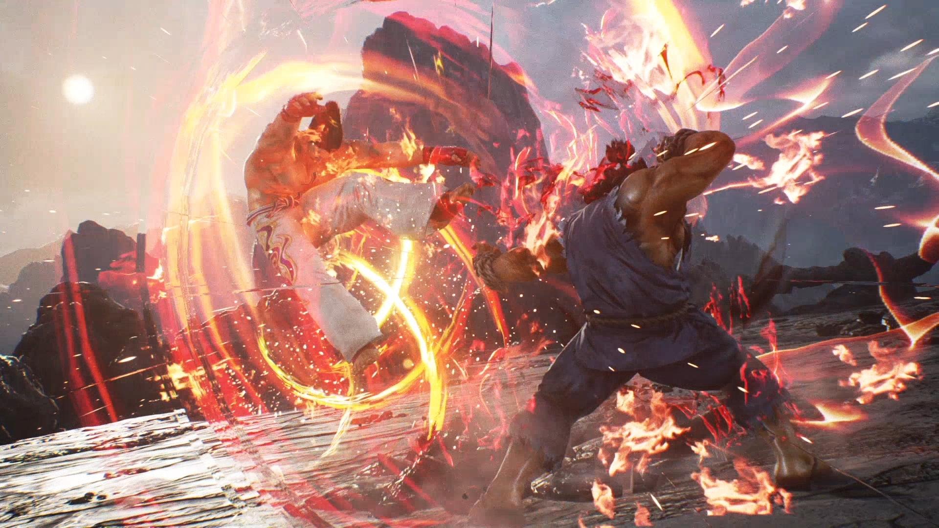 Why is Tekken 7 doing better in sales than Street Fighter V? screenshot