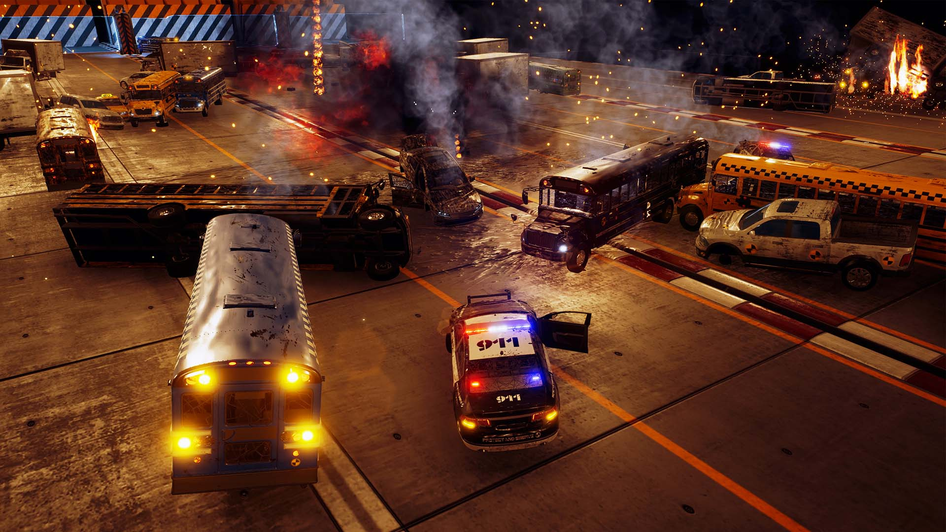 Burnout-inspired Danger Zone headed to Xbox One screenshot