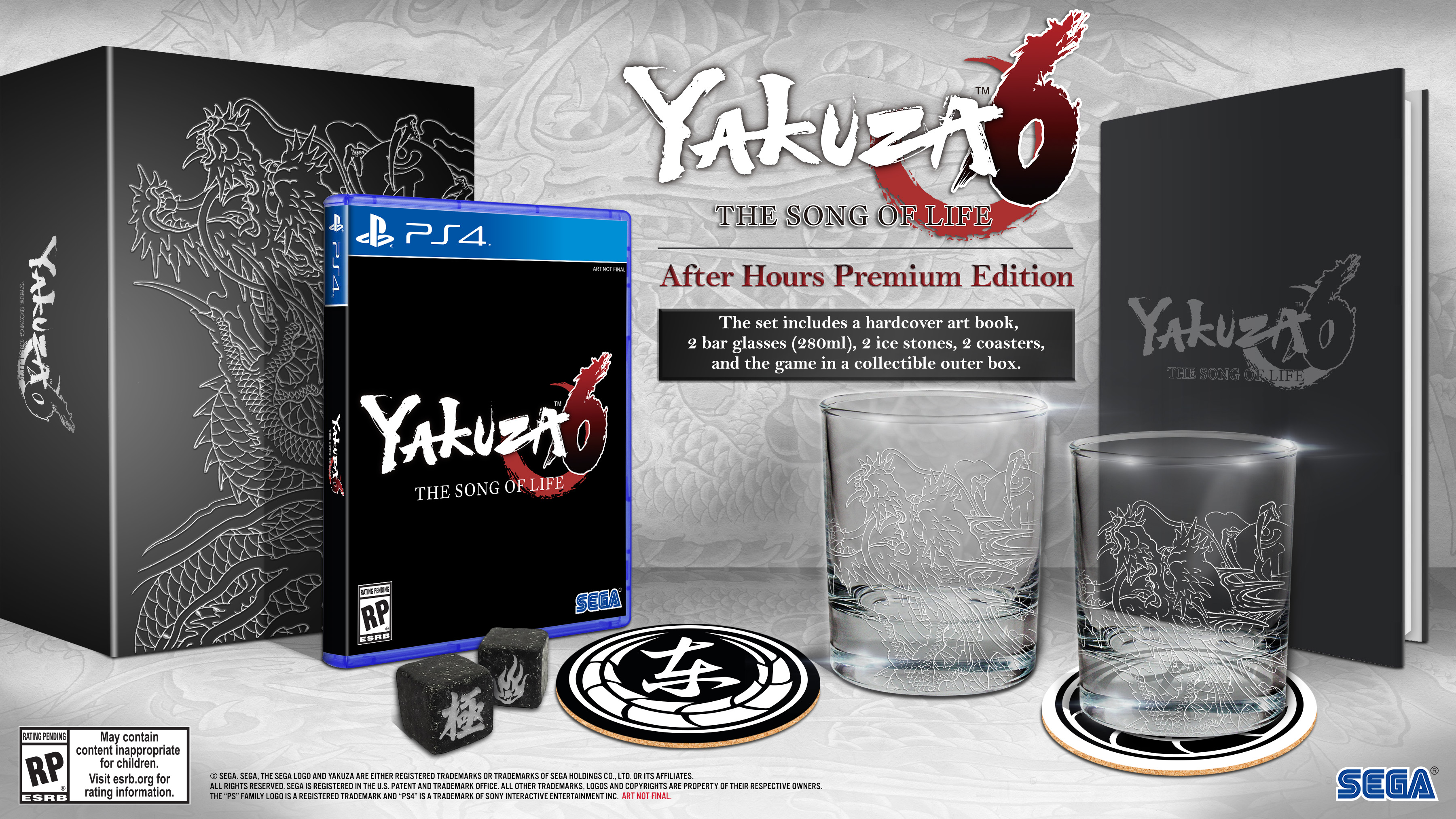 Yakuza 6 is coming to the West next March screenshot