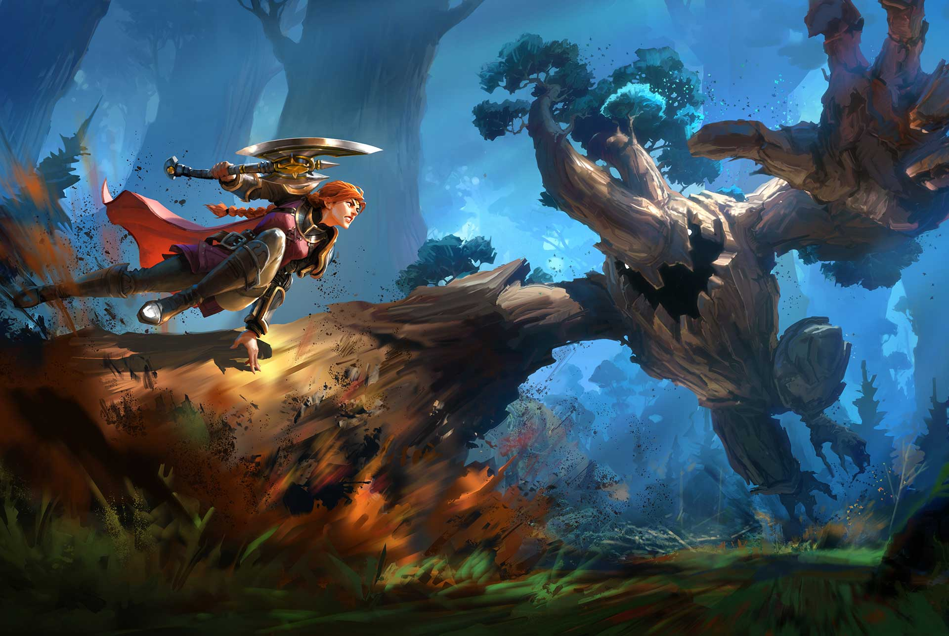 Albion Online is a fantasy answer to EVE Online screenshot