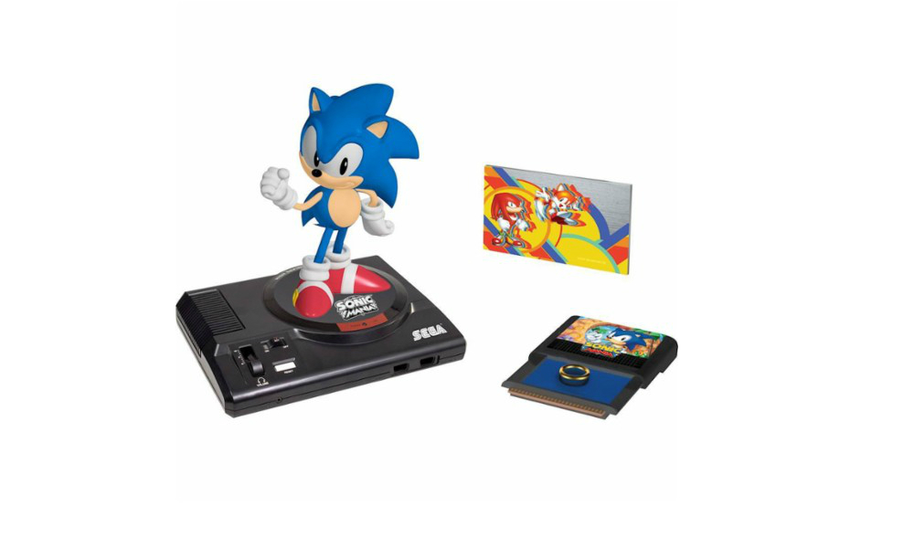 Here's How To Get That Sonic Mania Collector's Edition To Light Up