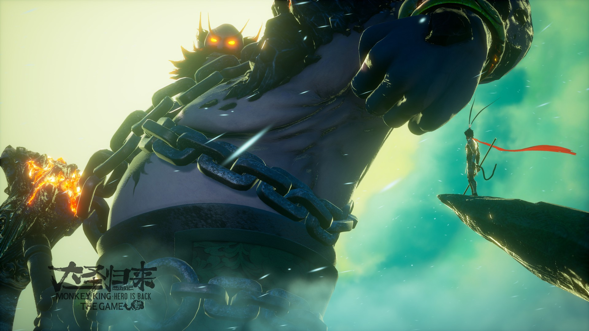 Chinese AAA Action Game, Monkey King: Hero Is Back, Will Make A Westward Journey