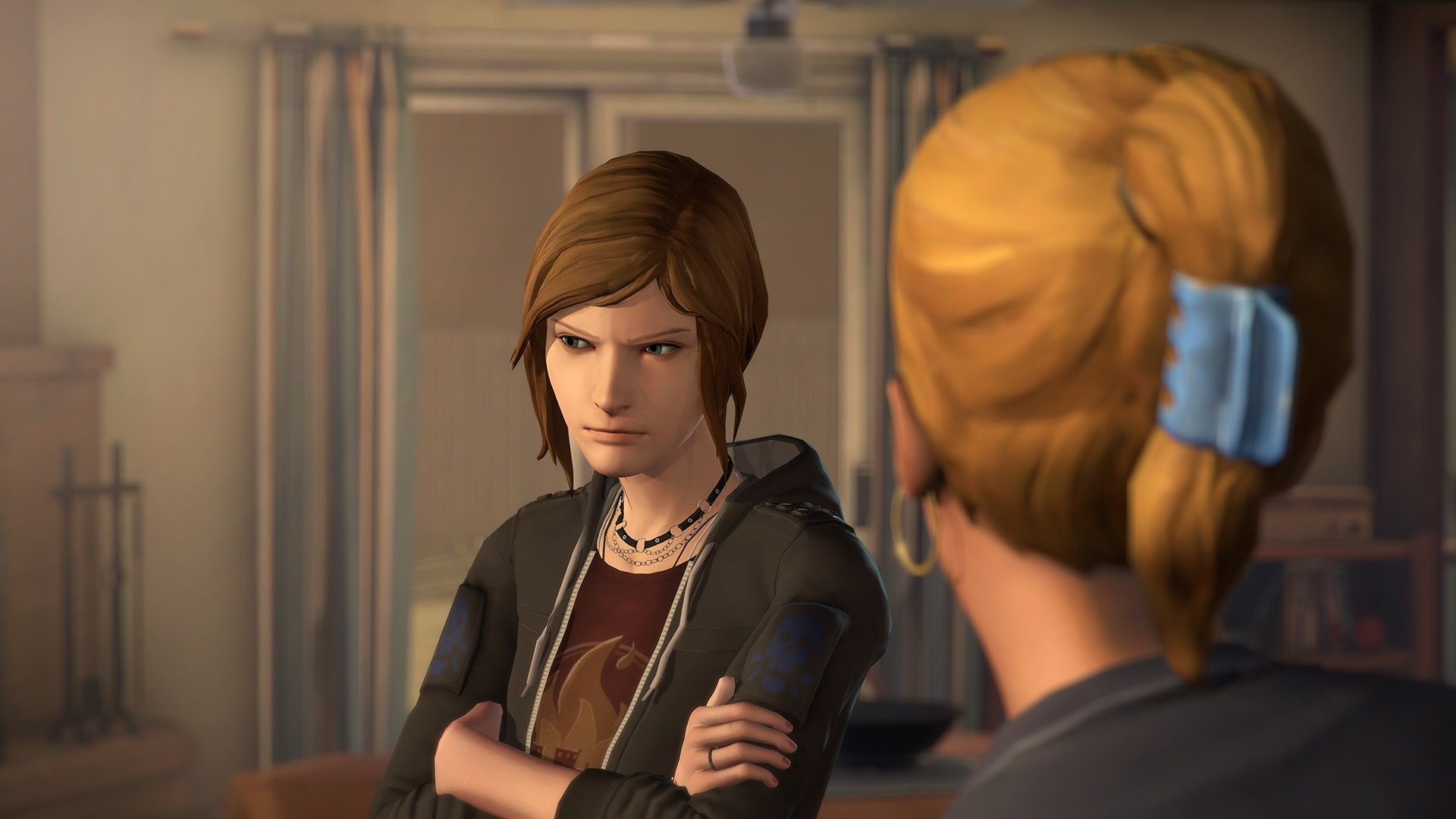 Hella lame: Life Is Strange: Before the Storm's Platinum trophy requires Deluxe Edition (Update) screenshot