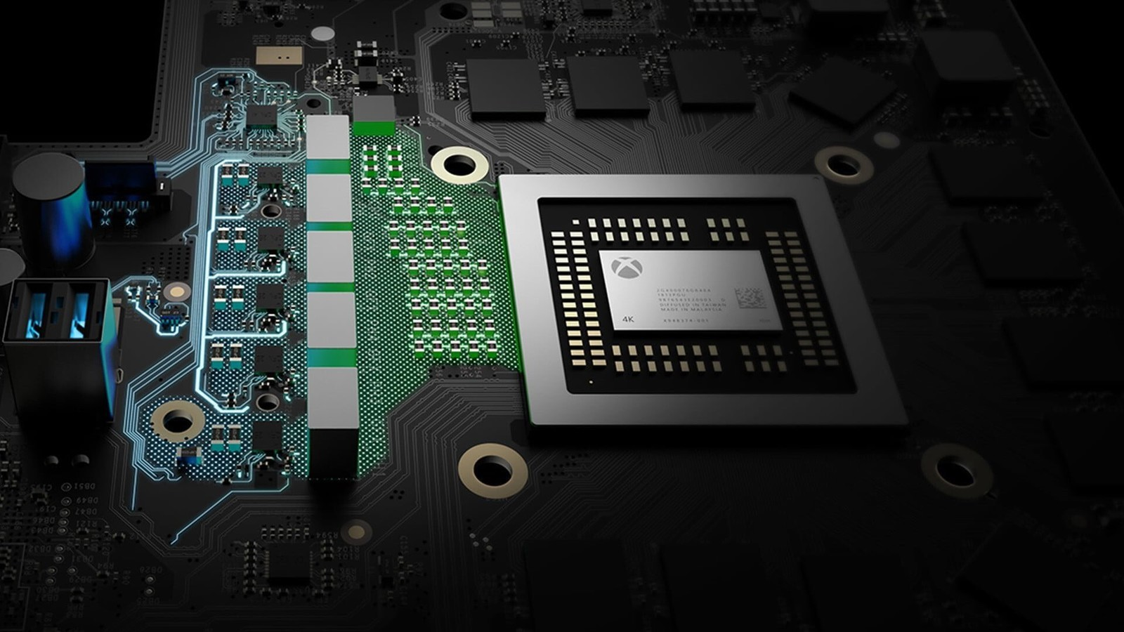 The First Xbox One X Pre-order Is Up Right Now