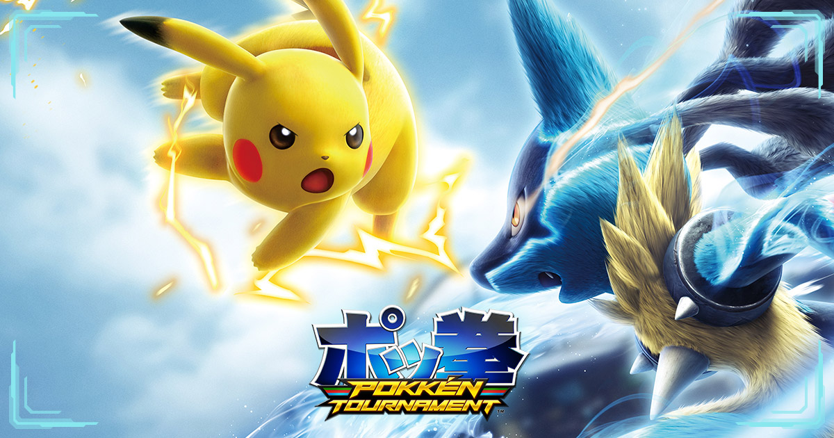 Pokken DX Demo Coming To The EShop Soon