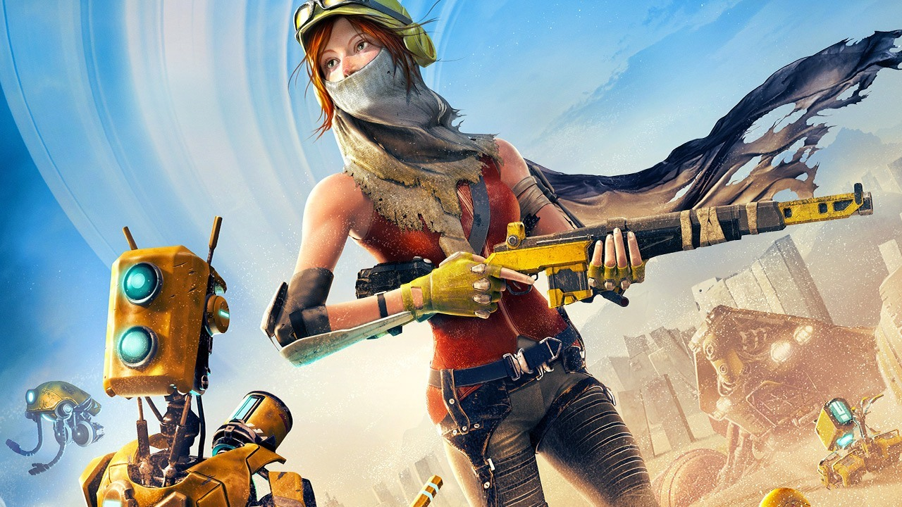 ReCore's DLC Is Free For Existing Owners, Definitive Edition Coming August 29