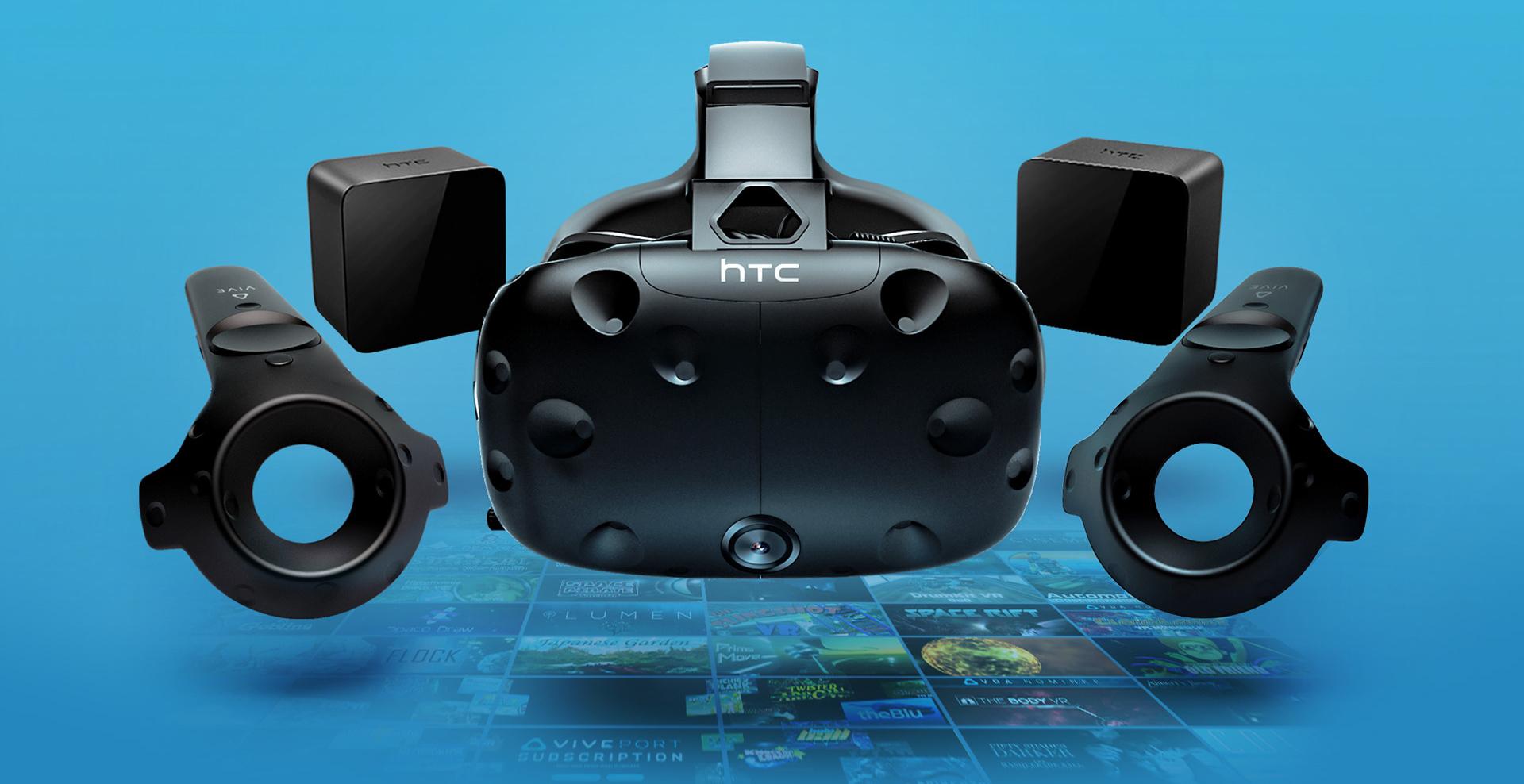 $200 price cut brings HTC Vive down to $599 screenshot