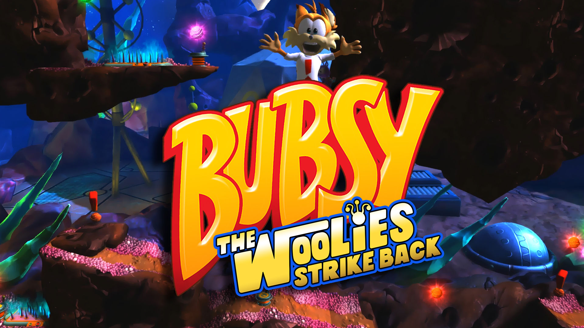 Bubsy: The Woolies Strike Back set to release this October screenshot