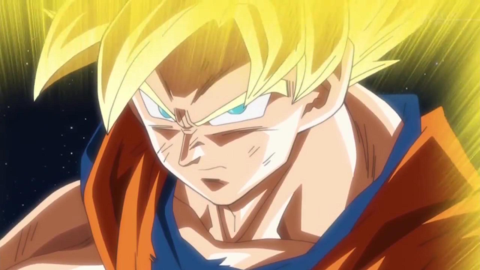 Super Saiyan Goku statue highlights Dragon Ball FighterZ's CollectorZ Edition screenshot