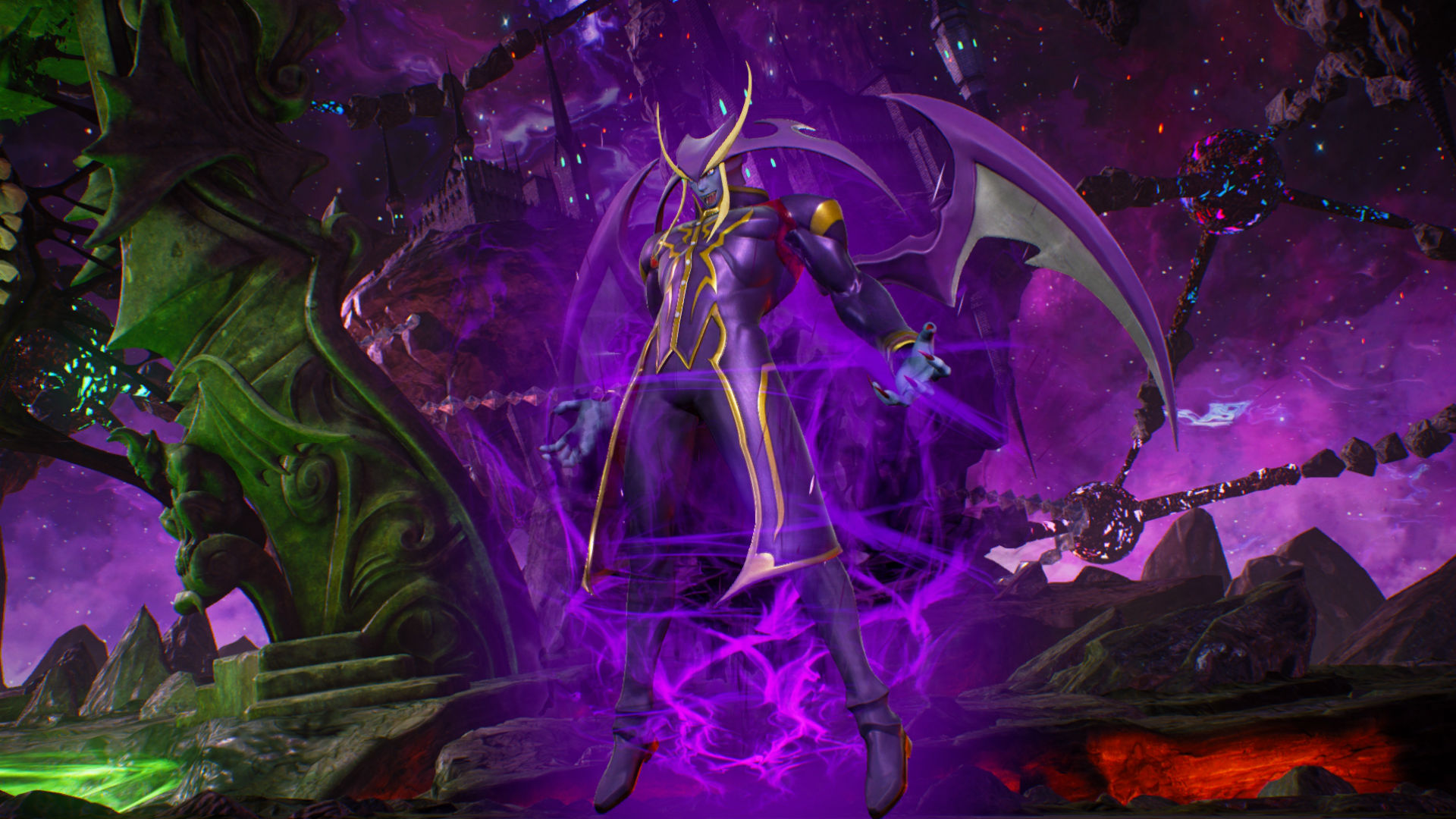 Jedah S Going To Be The Coolest In Marvel Vs Capcom Infinite