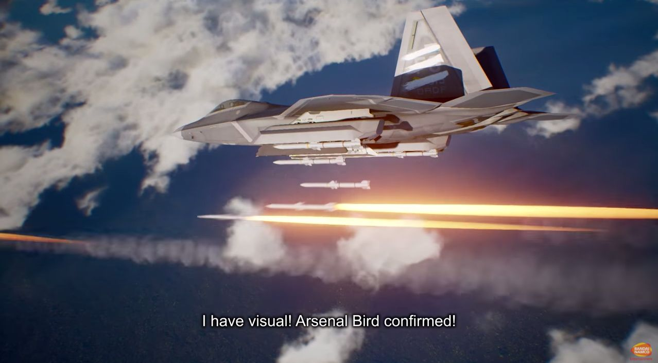 Get to know Ace Combat 7: Skies Unknown at Gamescom screenshot