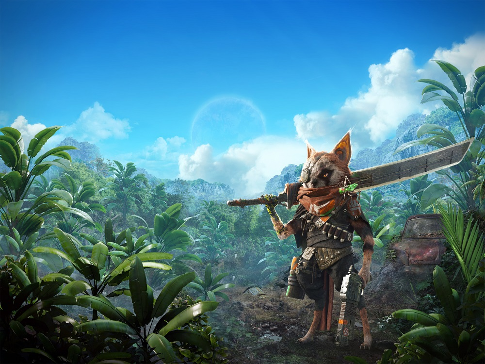 THQ Nordic reveal details and trailer for Biomutant screenshot