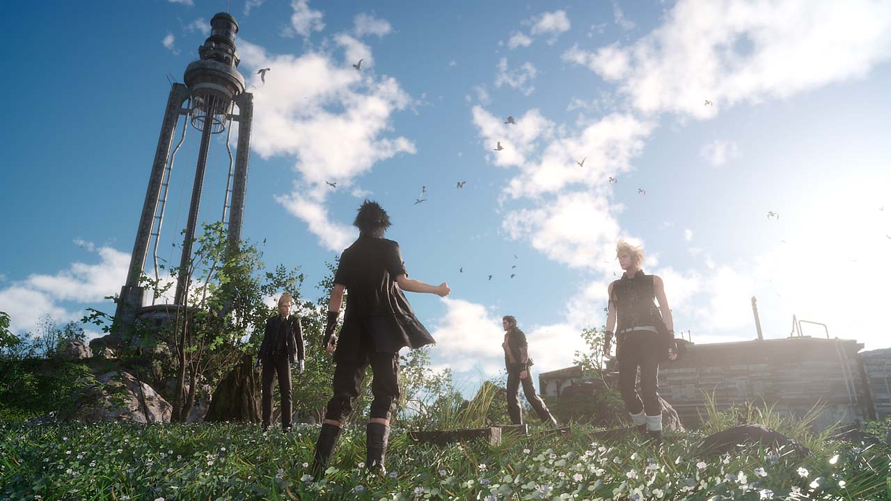 Final Fantasy XV on PC will receive mod support screenshot