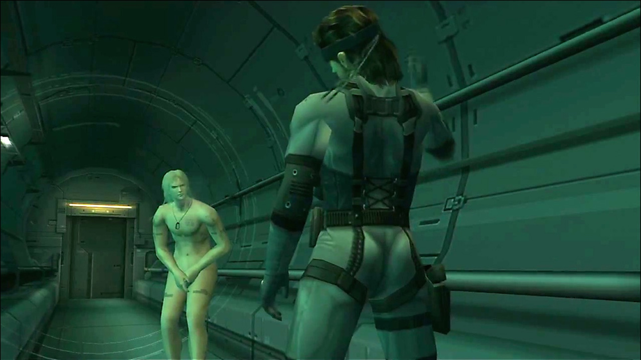 Metal Gear Solid 2 gets a surprise release for Nvidia Shield screenshot
