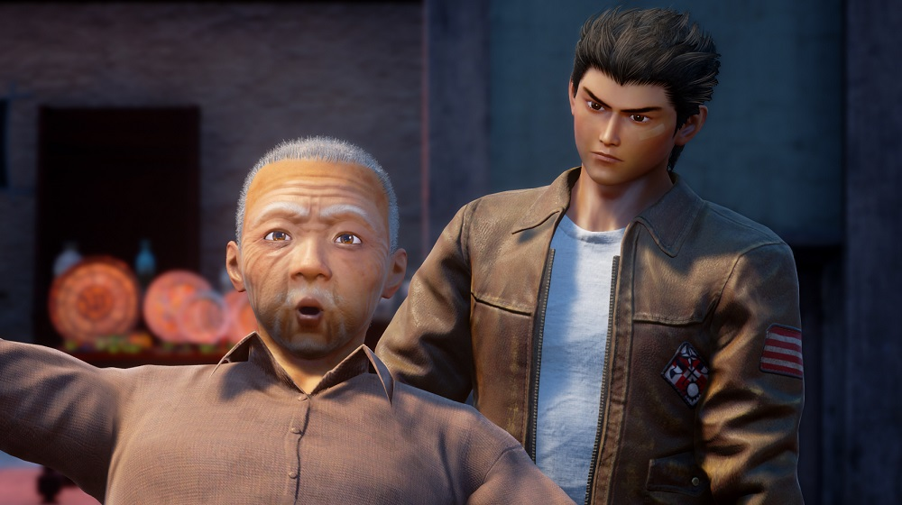 Yu Suzuki says Shenmue 3 character models 'mostly temporary' screenshot