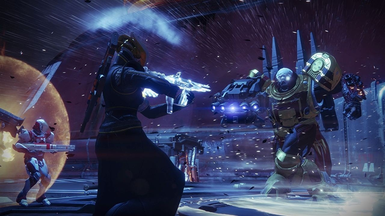 'Destiny 2' Guide: How to get a Sparrow